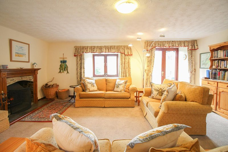 Burridge House, vacation rental in Morwenstow