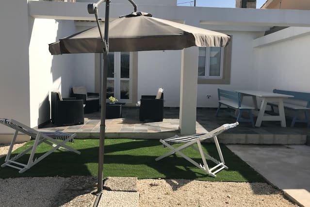 Nice apartment in Calabernardo, aluguéis de temporada em Calabernardo