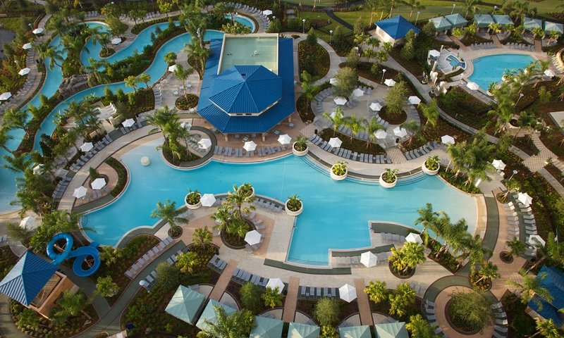 ★★ Disney Orlando, Wyndham Bonnet Creek Resort★★, vacation rental in Celebration