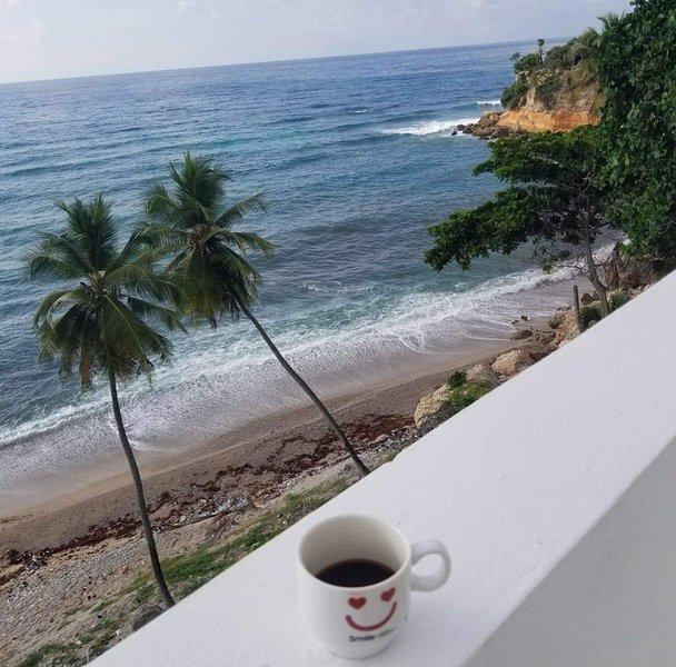 Casa con vista al mar, holiday rental in Barahona Province