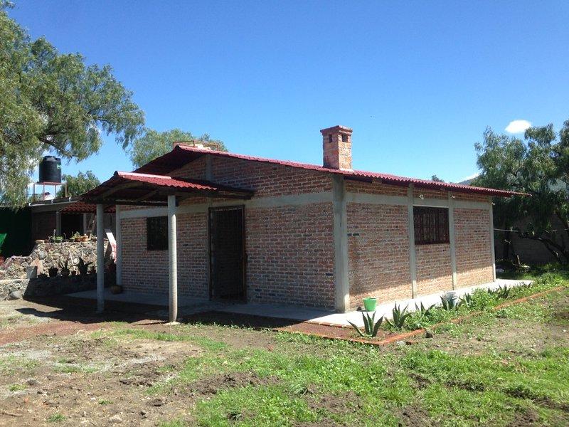 Cabañas Tonantzin, holiday rental in Acolman