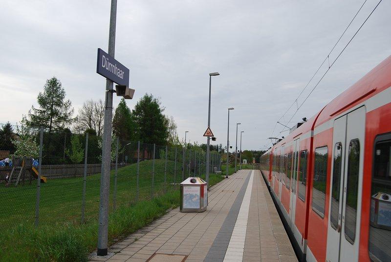 S-Bahn station 600m away