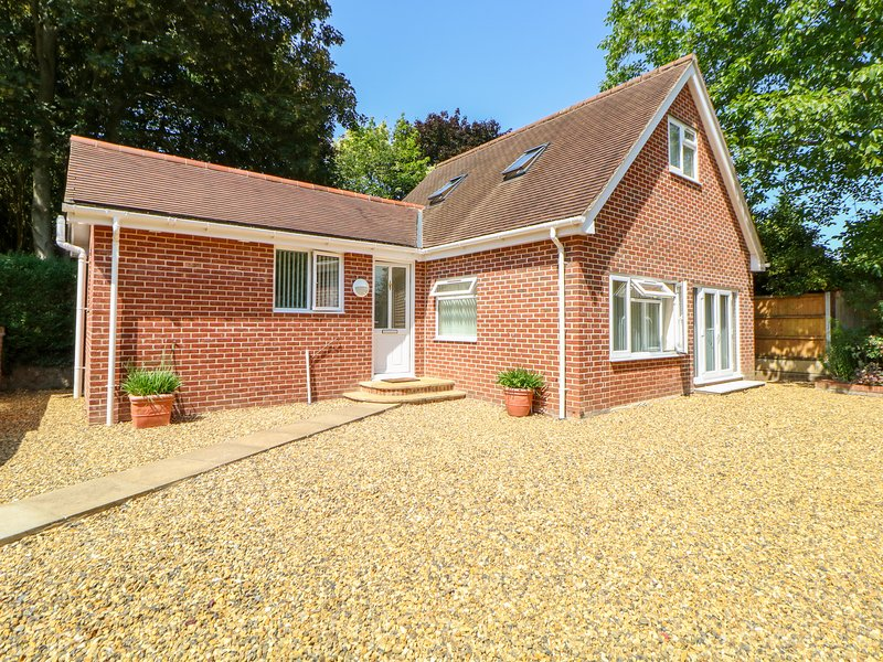 The lodge at Orchard House, Norwich, holiday rental in Forncett