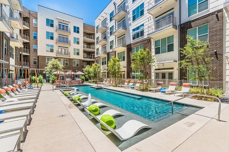 Magnolia Lux Condos 2bd / 2ba 2, vacation rental in Fort Worth