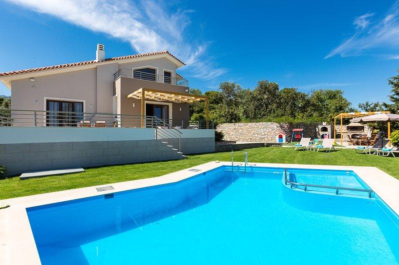 Anatoli Villa, Tranquil Retreat!, casa vacanza a Margarites