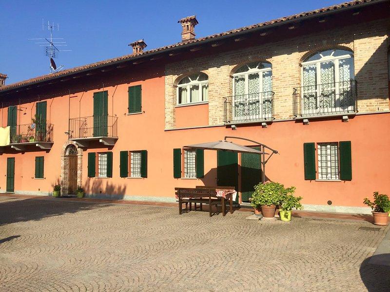 CASCINA DEL PONTE CASA VACANZE NEL ROERO, vacation rental in Montaldo Roero
