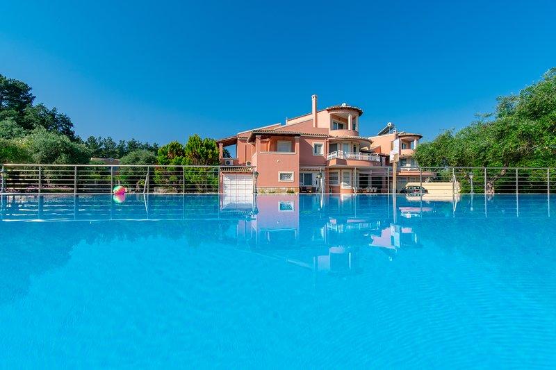 Corfu - Villa Rosa 2, holiday rental in Dassia