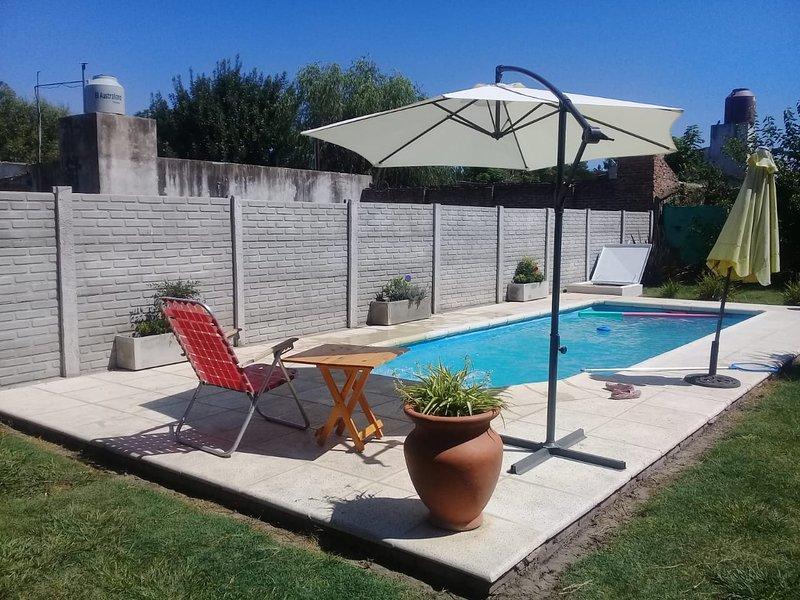Casa Quinta Chivilcoy, vacation rental in Chivilcoy