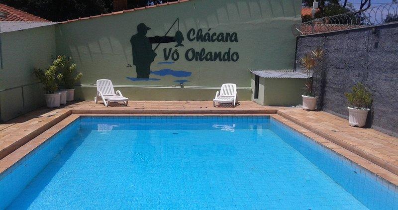 CHACARA VO ORLANDO, vacation rental in Limeira