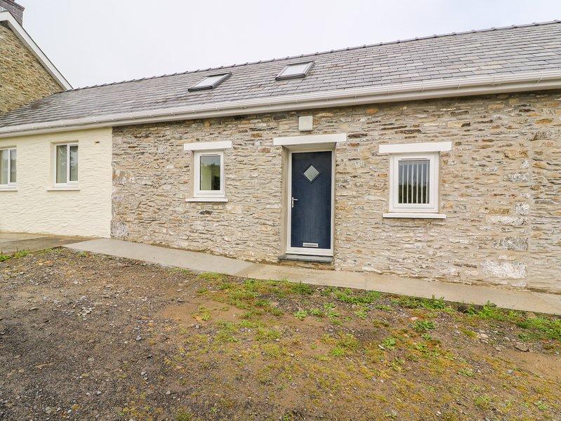 Hen Brynbedw, Llanybydder, holiday rental in Cribyn