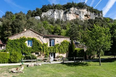 A lovely and charming 300 year old stone house in the the prehistoric area, vacation rental in Les Eyzies-de-Tayac-Sireuil