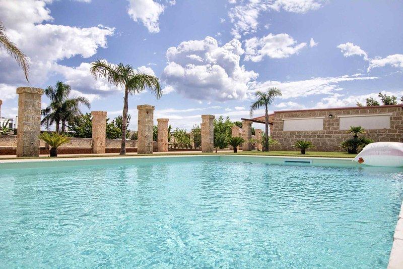 Apt Nora -Tenuta Masi, vacation rental in Montesardo