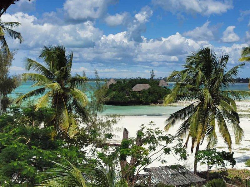Kimurimuri - Stunning Beach Loft, vacation rental in Michamvi