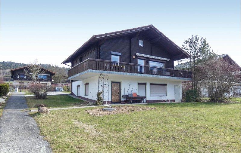 Stunning apartment in Arrach with 2 Bedrooms (DBA257), Ferienwohnung in Hohenwarth