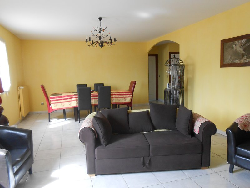 Amazing house in Villeurbanne, holiday rental in Bron