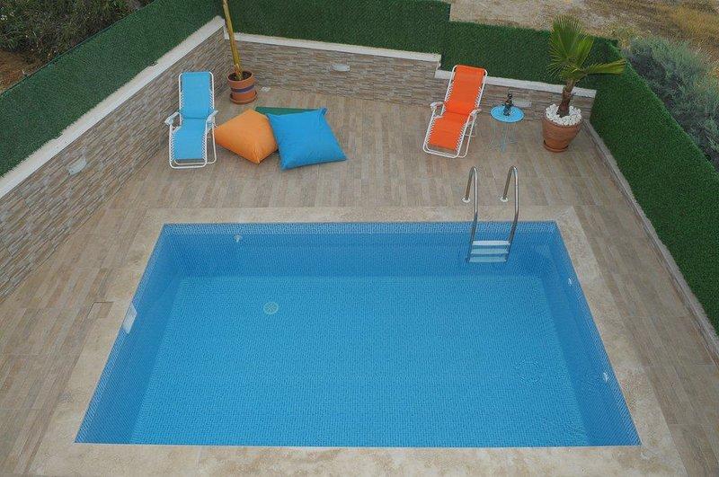 Cesme Sifne Haus mit Pool, holiday rental in Alacati