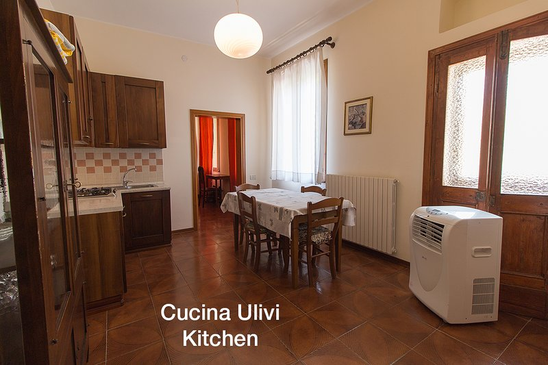 Appartamento Ulivi, location de vacances à Battaglia Terme