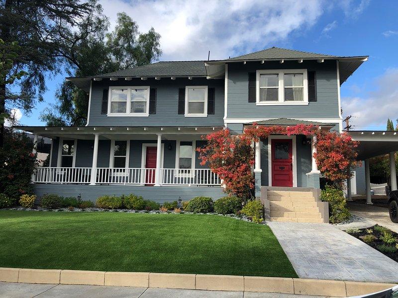 Coastal meets Craftsman, vacation rental in Glendale