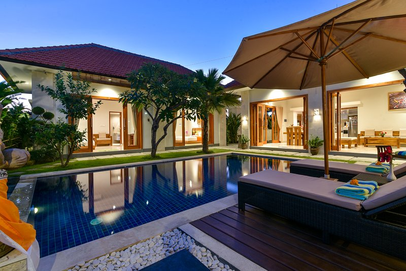 Villa Banyu Riris, casa vacanza a Banjar