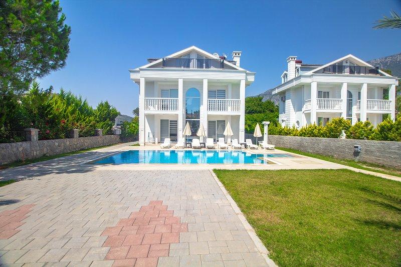 Hanimeli Villa, Hisaronu,Turkey, vacation rental in Faralya