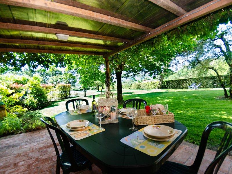 Marginone Villa Sleeps 6 with Pool and WiFi - 5247698, vacation rental in Altopascio