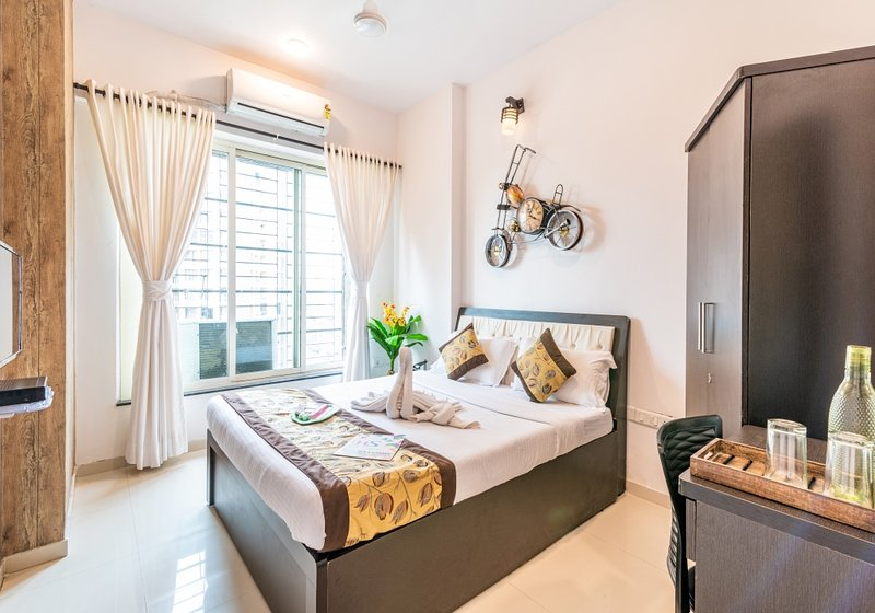 Newly Contemporary Designed Apartment – semesterbostad i Mumbai (Bombay)