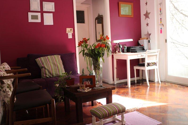 Increible Apartamento Entero Con Gran Terraza En Distinguida Zona, Unico, holiday rental in Olivos