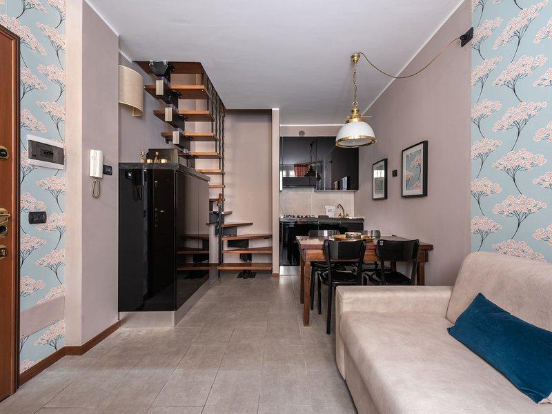 Urban District Apartments - Milan Nolo Aurelio (1BR), location de vacances à Carpenzago