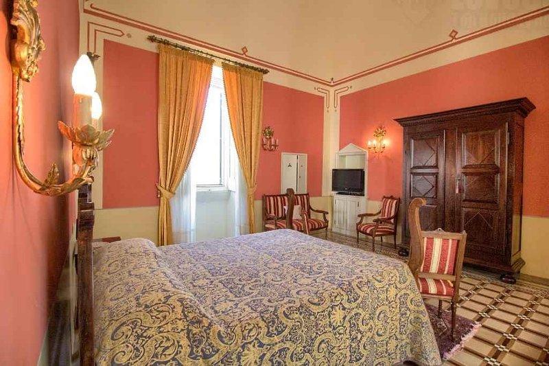 Rossa - B&B A palazzo, holiday rental in Gagliano del Capo
