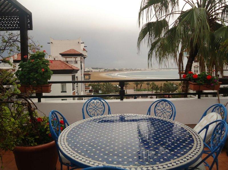 Beautiful Flat in Marina Agadir Ref: T33518, holiday rental in Agadir
