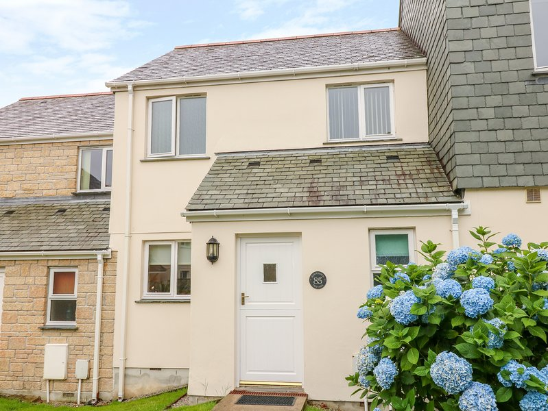 Hawthorn Cottage, Falmouth, holiday rental in Budock Water