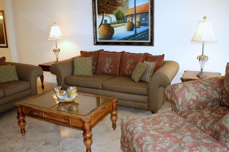 Unique and comfy living room, spend your vacation at a place where you can feel just like at home!