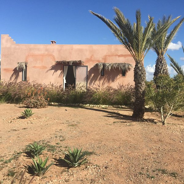 """Eco Lodge, """"um paraíso no deserto"""""""