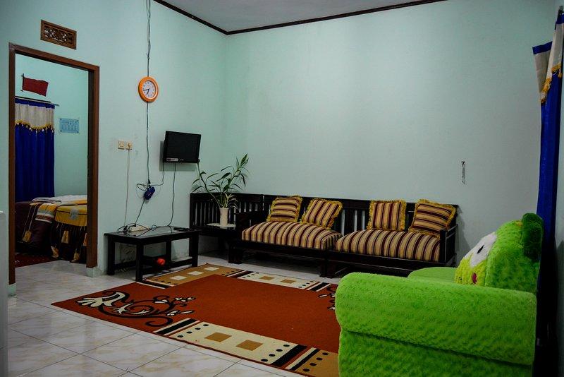Homestay Sembiring Puncak Bogor, Ferienwohnung in Bogor