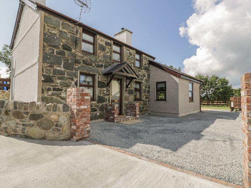 Bryn Bethel, Bontnewydd, Gwynedd, vacation rental in Groeslon