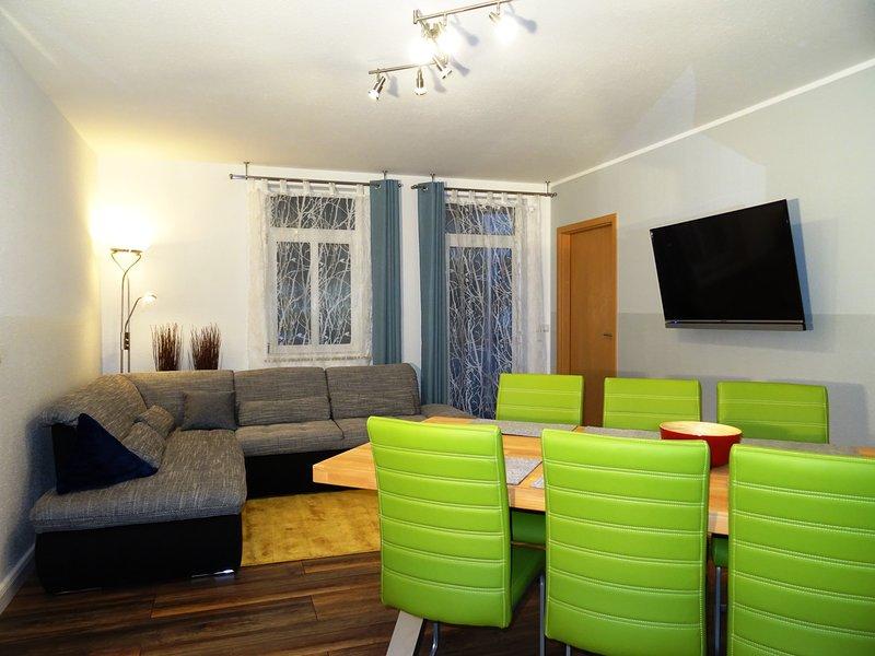Apartamento Dresden Maik L. Borchers - Sala de estar