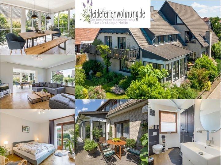 heideferienwohnung - Die besondere Ferienwohnung in der Lüneburger Heide !!!, location de vacances à Schwarmstedt