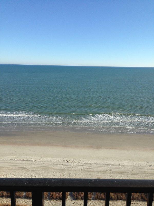 Direct oceanfront condo