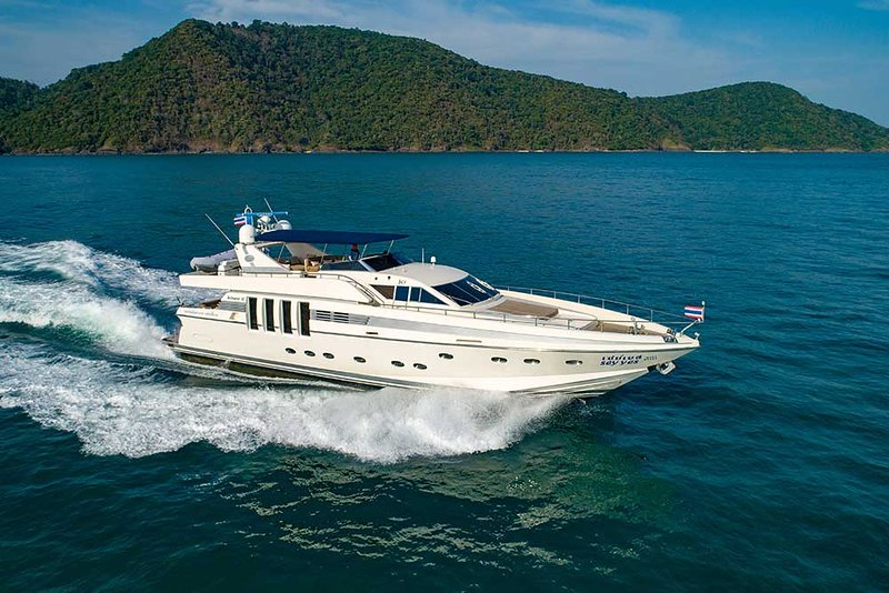 Private Yacht Charter Phuket, holiday rental in Phuket Town