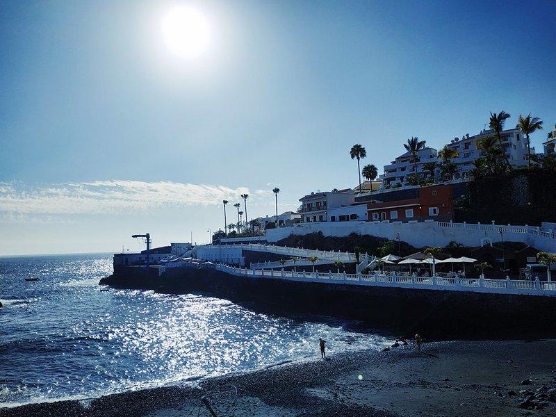 VOTRE MAISON SOLEIL A PUERTO SANTIAGO TENERIFE, Ferienwohnung in Puerto de Santiago