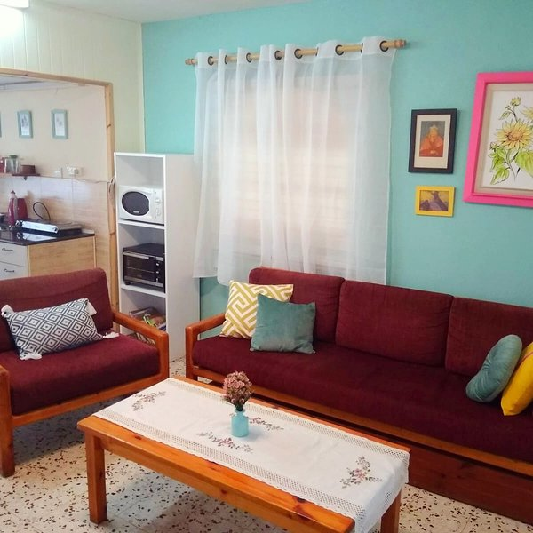 Jordan valley Vacation Apartment, alquiler de vacaciones en Distrito Norte