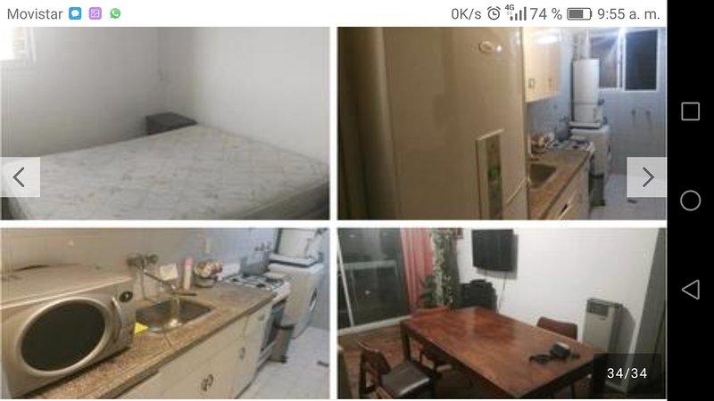 Apartamento lela, holiday rental in Las Heras