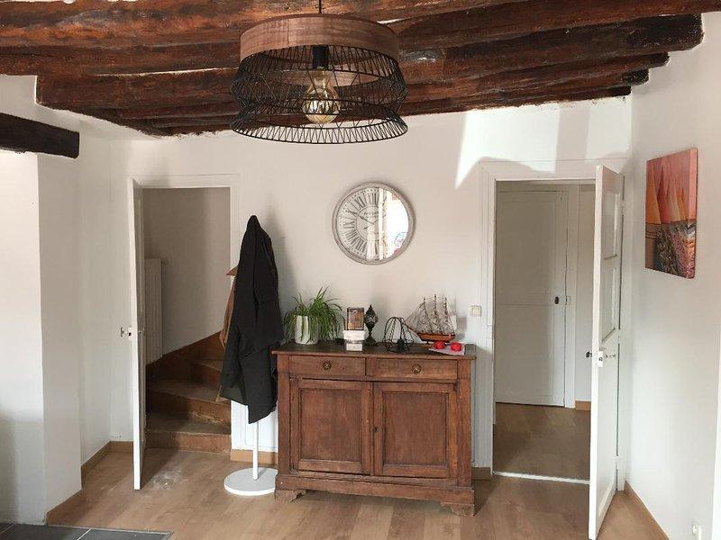 Location chambres d'hôtes meublées, location de vacances à Tancrou