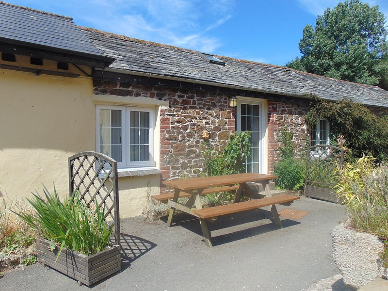 Ash Cottage at Carpenters Tinney – semesterbostad i Holsworthy