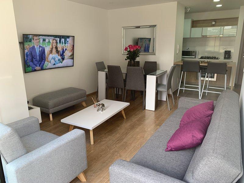 *Luxury and Fantastic Suite in Bogota (Brand New), location de vacances à La Calera