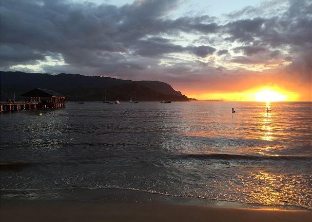 Não se esqueça de visitar a pitoresca costa norte de Kaua'i