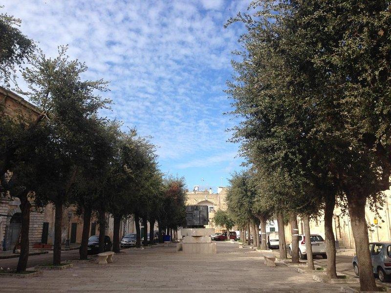 Dimora nel Salento Via Giudecca, vacation rental in Montesardo