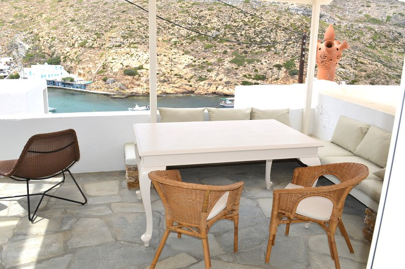 Sifnos Sea Lovers Vacancy, aluguéis de temporada em Megalo Livadi