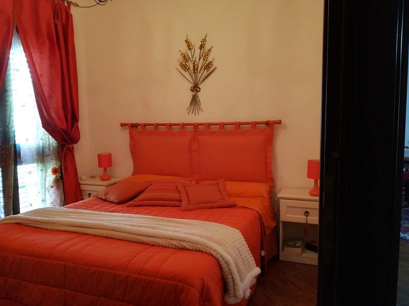 SEGESTA Nouveau Bedding, holiday rental in Vita