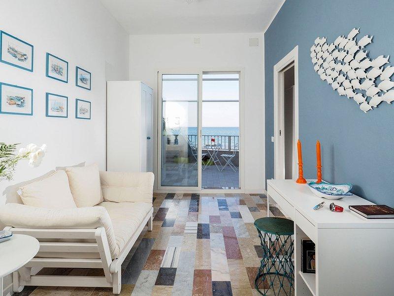 Calabernardo Apartment Sleeps 4 with Air Con and WiFi - 5810553, holiday rental in Piccio